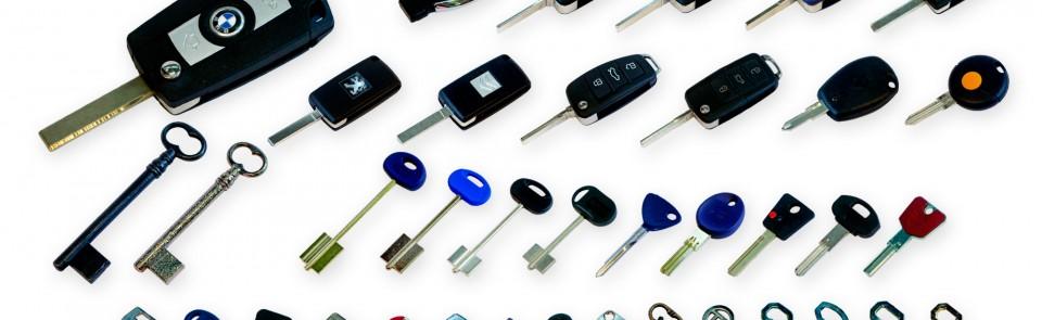 Izrada ključeva i kodiranih autoključeva
